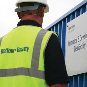 Balfour Beatty reports half-year profit slump