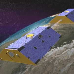 Satellites used to map water risk