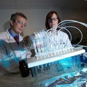Welsh Water lab brings testing home