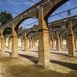 Reservoir roof replacement reveals Victorian gem