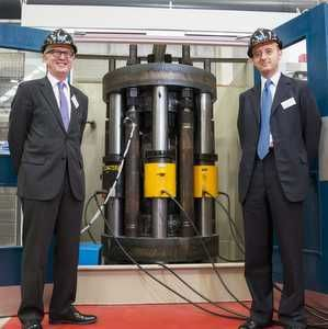 Corrosion challenge targeted with £3M investment