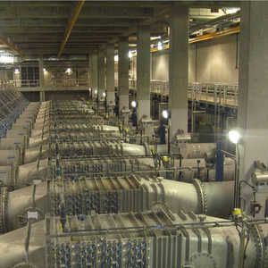 World's largest UV plant wins award