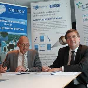 Royal HaskoningDHV and Imtech bring 'unique' Nereda to UK