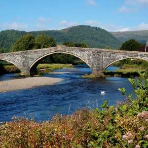 Llanrwst flood alleviation scheme grant approved