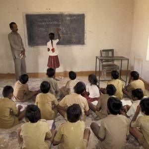 Toilets boost children's learning, says World Bank