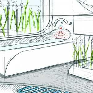Future-gazing - ultrasonic baths and plastics from sludge