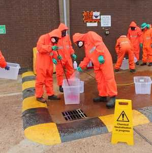 Severn Trent implements safer chemical clean-up