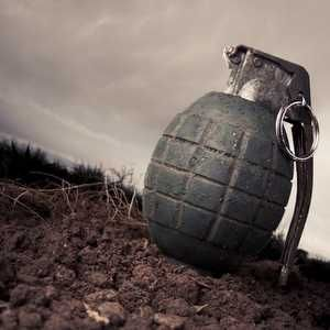 Grenade stops clearance work at Davyhulme