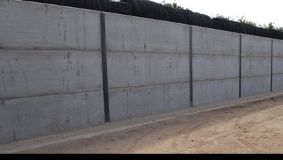 Kingpost Retaining Walls Precast Wall Panels Wwt